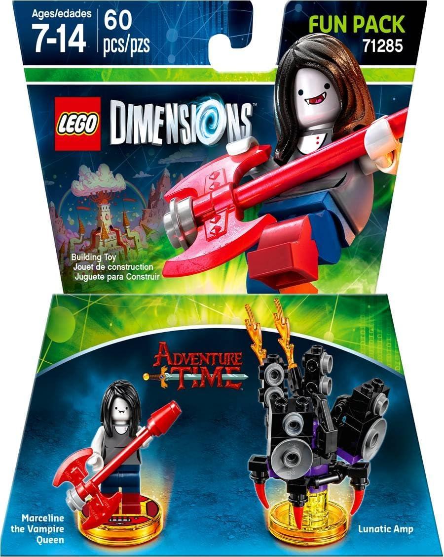 Lego Dimensioni, Adventure Time Marceline The Vampire Reina ...