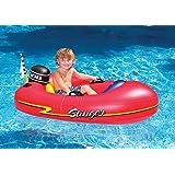 a0843f61086 Amazon.com  Blue Wave Marine Blue Flip Flop Inflatable Pool Float ...