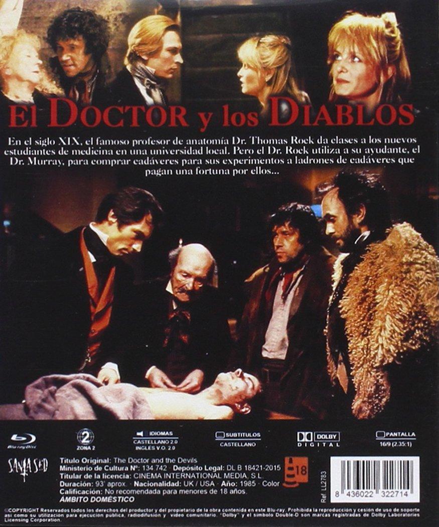 El Doctor y Los Diablos [Blu-ray]: Amazon.es: Timothy Dalton ...