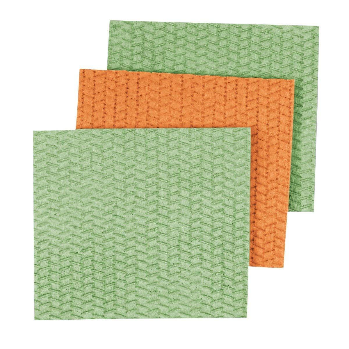 Casabella Sponge Cloths, 3-pack, Assorted Colors (8)