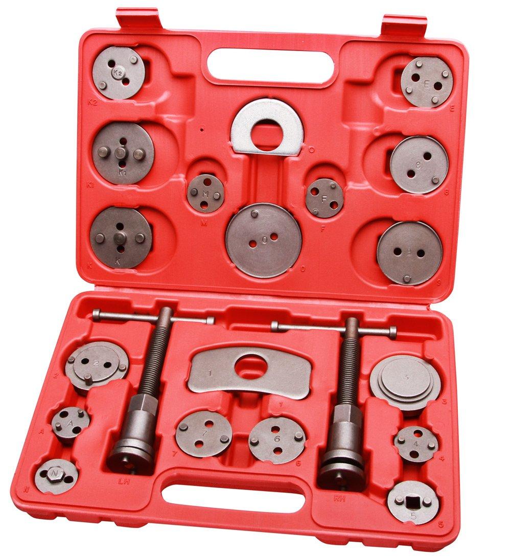 Bremskolbenrücksteller 18 tlg Bremsen reparieren Ringmaul Ratschenschlüssel
