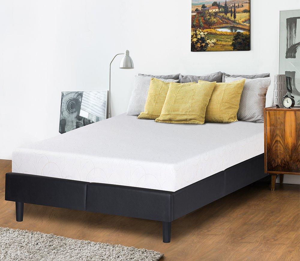 SLEEPLACE 6 inch Memory Foam Mattress / Beds for School / Dorm / College - 200 (Full)