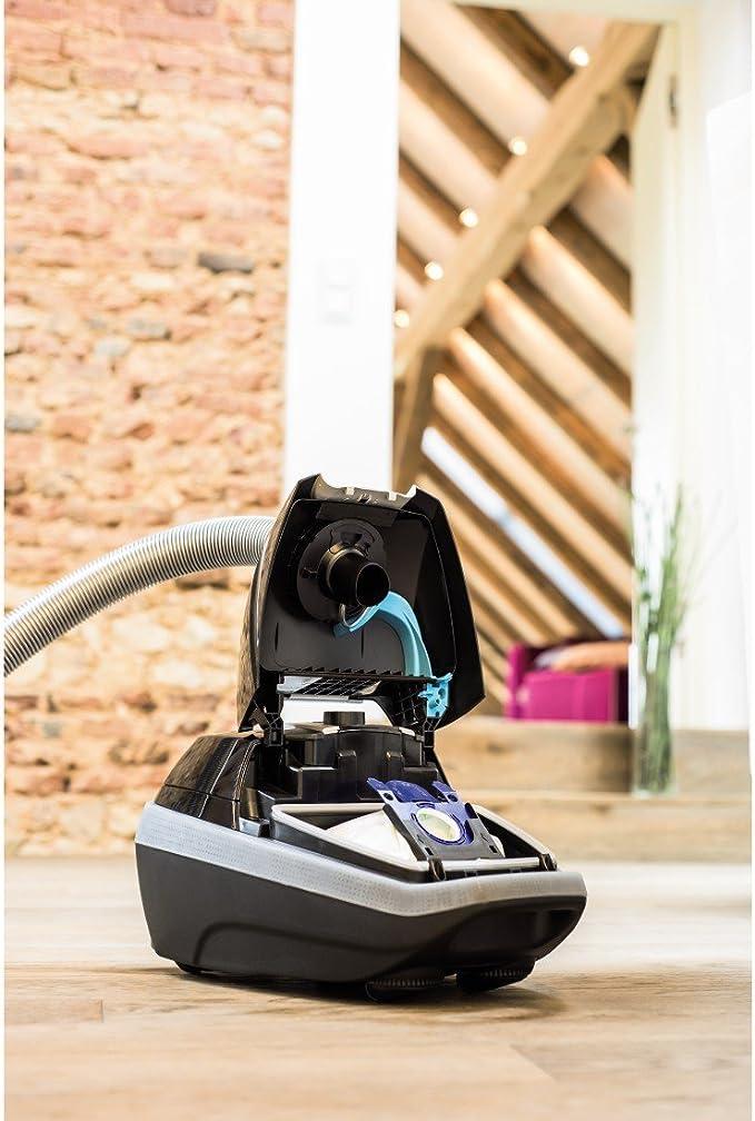 Xavax 110001 BS 01 Sacchetti in microfibra per aspirapolveri Bosch e Siemens tipo G e G Plus