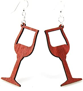 product image for Wine Glass Earrings