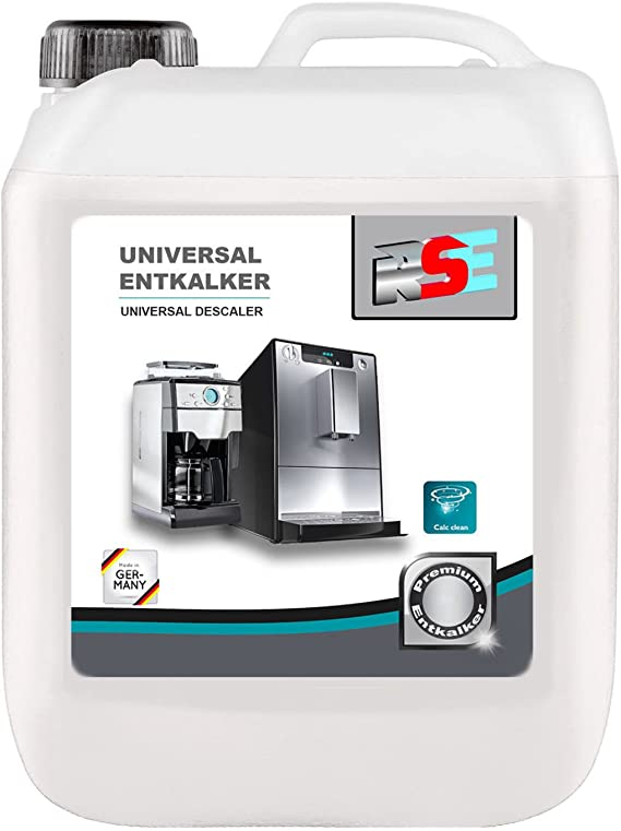 5 litros RSE Premium Universal antical para cafeteras automáticas ...