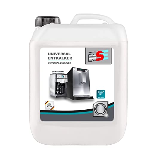5 litros RSE Premium Universal antical para cafeteras ...