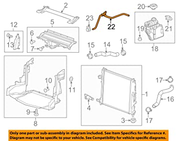 general motors 22908202, engine coolant recovery tank hose car radiator cooling system engine coolant general circuit diagrams