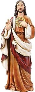 Joseph's Studio by Roman - Sacred Heart of Jesus Figure, for 24