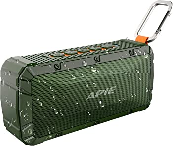 APIE Portable Wireless Outdoor Bluetooth Speaker