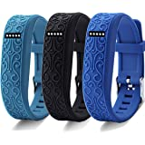 for Fitbit Flex Wristband/Fitbit Flex Band/Fitbit Flex Bracelet/Fitbit Flex Band, Colorful Silicone/Jewelry Bead Design