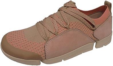 7cc5c5a7429 CLARKS Womens Tri Amelia Sneaker