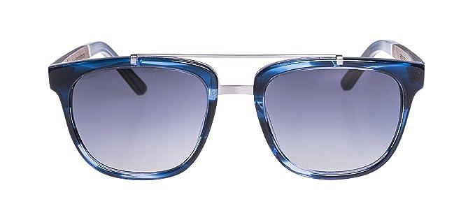 WOODYS Redford 02 - gafas de sol, unisex, azul, talla 53-20 ...