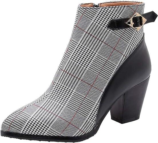 Boots High Heels Outdoor Casual Boot