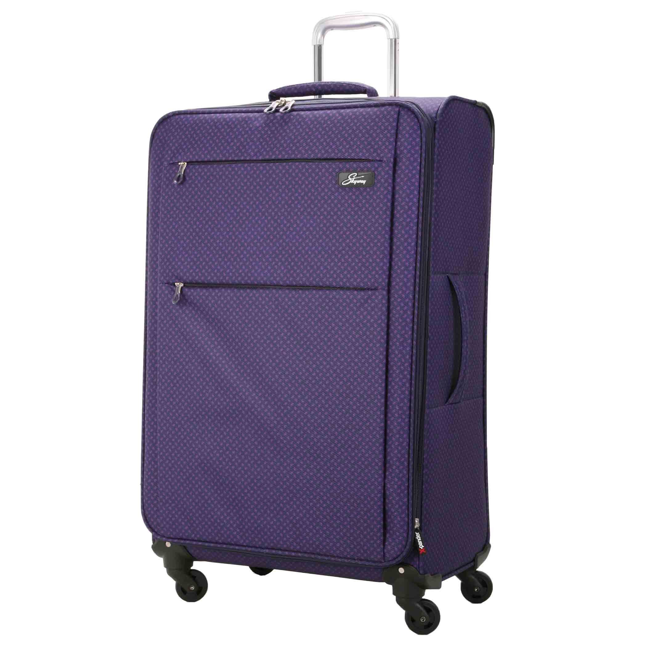 Skyway FL-Air-Air 28-Inch 4 Wheel Expandable Upright, Royal Paisley, One Size