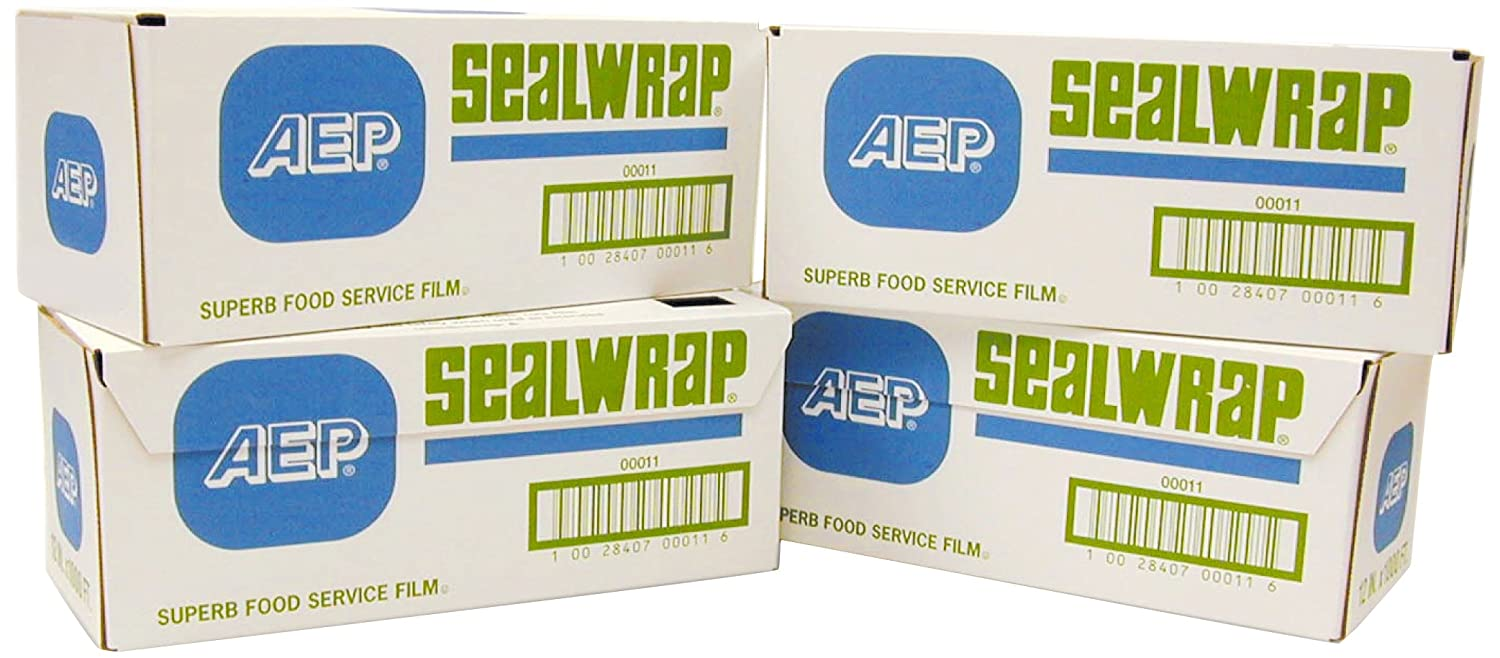 SealWrap Plastic Wrap, 18