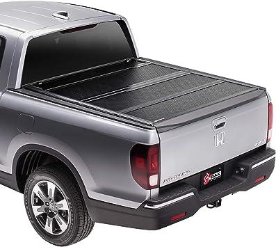 Amazon Com Bak Bakflip Fibermax Hard Folding Truck Bed Tonneau Cover 1126601 Fits 2005 2015 Honda Ridgeline 5 Bed 60 Automotive