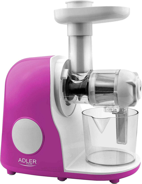 Adler AD 4113 P Licuadora para Frutas y Verduras de Prensado en ...