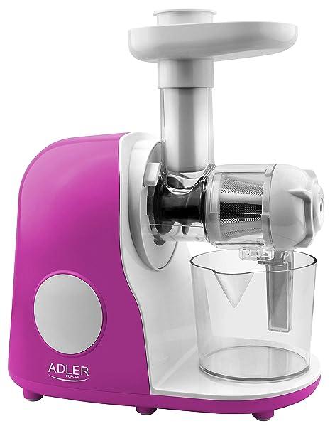 Adler AD-4113 Licuadora para Frutas y Verduras de Prensado en Frío ...