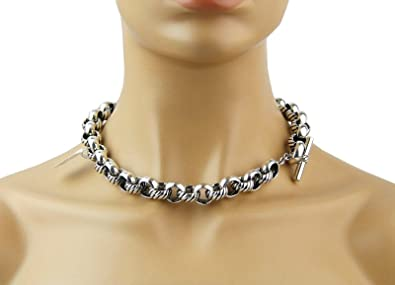 David yurman large round link chain necklace 19 long 05 wide 100 david yurman large round link chain necklace 19quot long 05quot wide 100 aloadofball Gallery