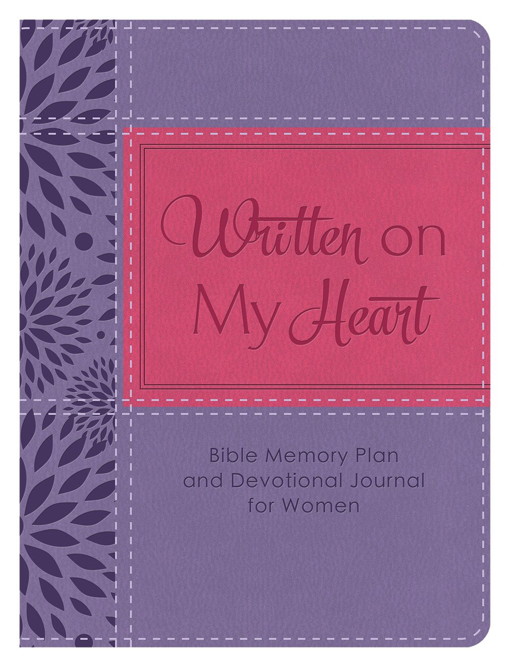 Written on My Heart: Bible Memory Plan and Devotional
