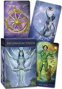 Millennium Thoth Tarot: Lo Scarabeo: Amazon.es: Juguetes y