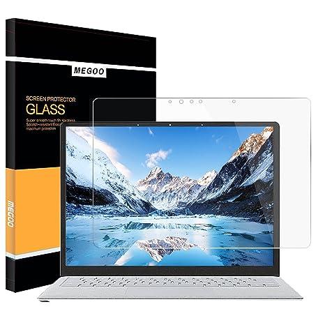 Superficie portátil 13,5 pulgadas Protector de pantalla, megoo templado vidrio Protector de pantalla