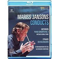Mariss Jansons dirigiert Beethoven / Strauss (München 2011) [Reino Unido]