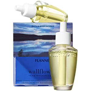 Bath and Body Works New Look! Flannel Wallflowers 2-Pack Refills