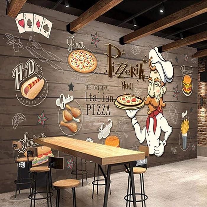Top 10 Pizza Fast Food Restaurant