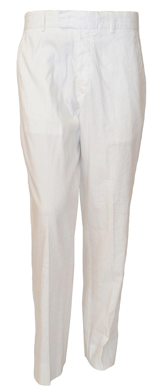Abetteric Mens Asymmetry Straight-Fit with Pockets Raw Hem Denim Jeans