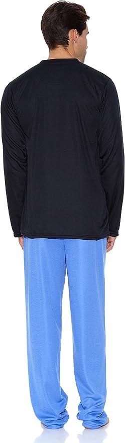 KUMY Pijama Hostage Azul S: Amazon.es: Ropa y accesorios