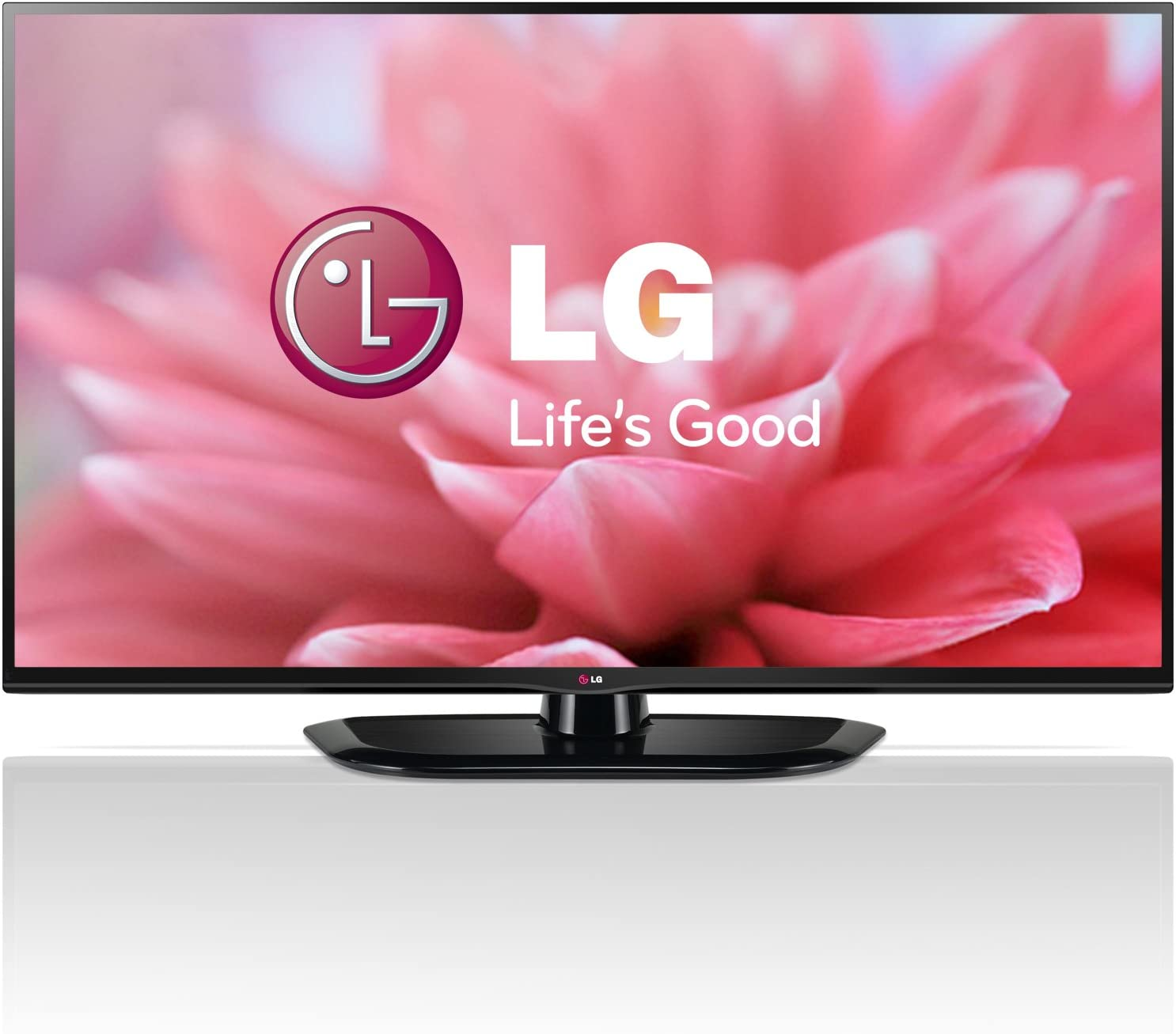 Amazon Com Lg 42pn450b 42 Inch Widescreen 720p Hd Ready Tv De Plasma Con Built In Freeview 600hz Computers Accessories