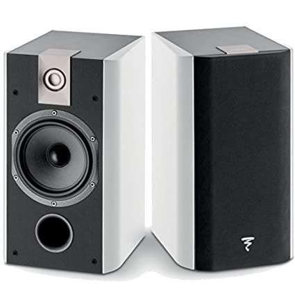 Amazon com: FOCAL CHORUS 706 MONITOR LOUDSPEAKERS - WHITE