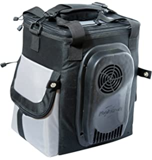 koolatron 14quart softsided electric travel cooler dark grey - Soft Sided Coolers