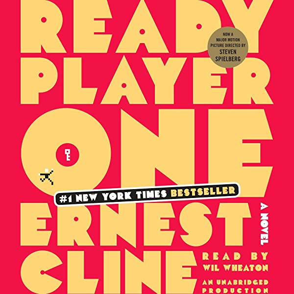 Ready Player One Audible Audio Edition Ernest Cline Wil Wheaton Random House Audio Audible Audiobooks
