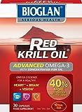 Bioglan Red Krill Oil + Fish Oil Capsules Pack of 30