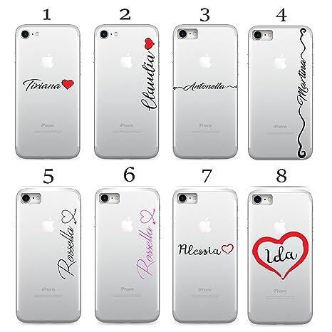 cover iphone personalizzate con nome