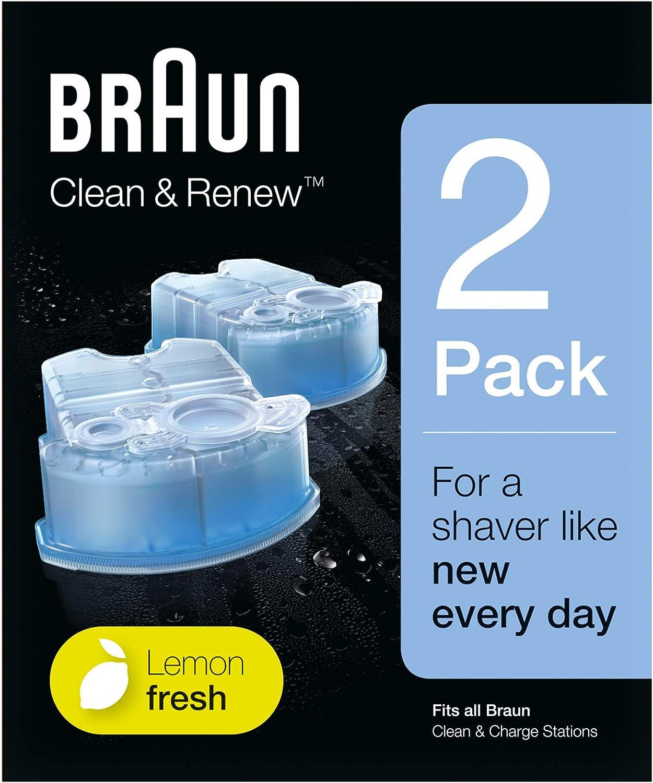 Braun CCR 2 - Accesorio para máquina de afeitar Azul: Amazon.es: Hogar