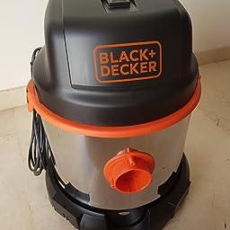 Black+Decker BXVC20PE Aspirador multiuso de sólidos y ...