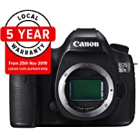 Canon EOS 5DsR body only Digital Camera - SLR(5DSRB) 3.2Inch Display,Black (Australian warranty)