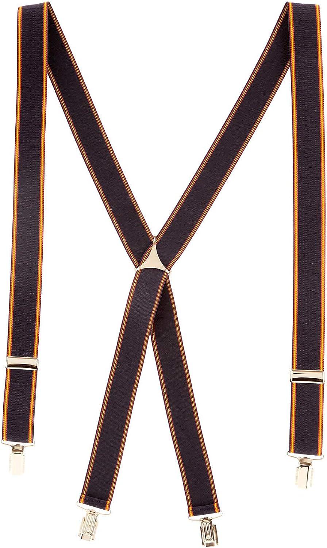 Cencibel Smart Casual Tirantes Marino Bandera de España: Amazon.es: Ropa y accesorios