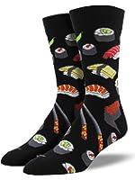 Socksmith Men's Sushi Crew Socks