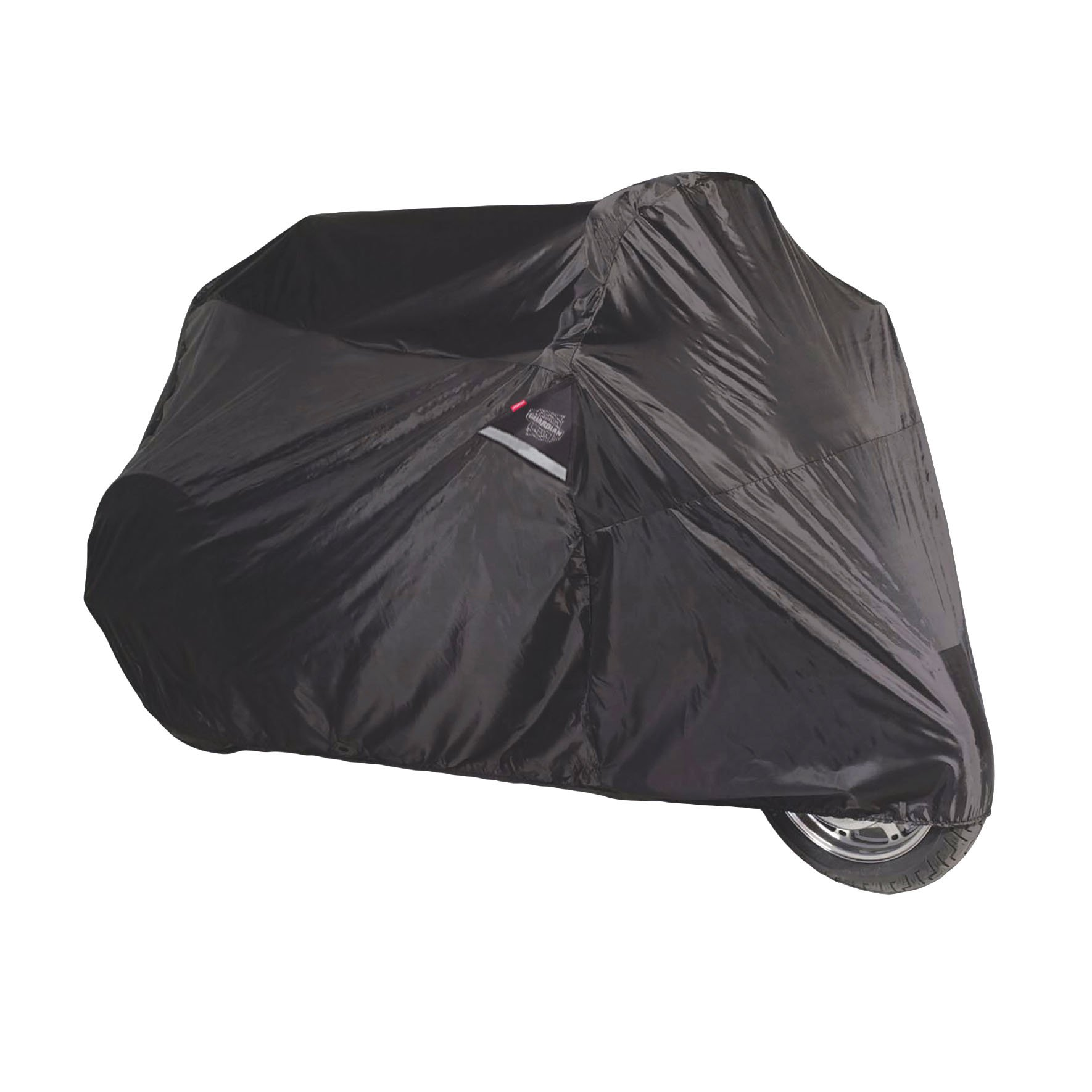 Dowco Guardian 51060-00 WeatherAll Plus Indoor/Outdoor Waterproof Motorcycle Cover: Black, XXX-Large Trike