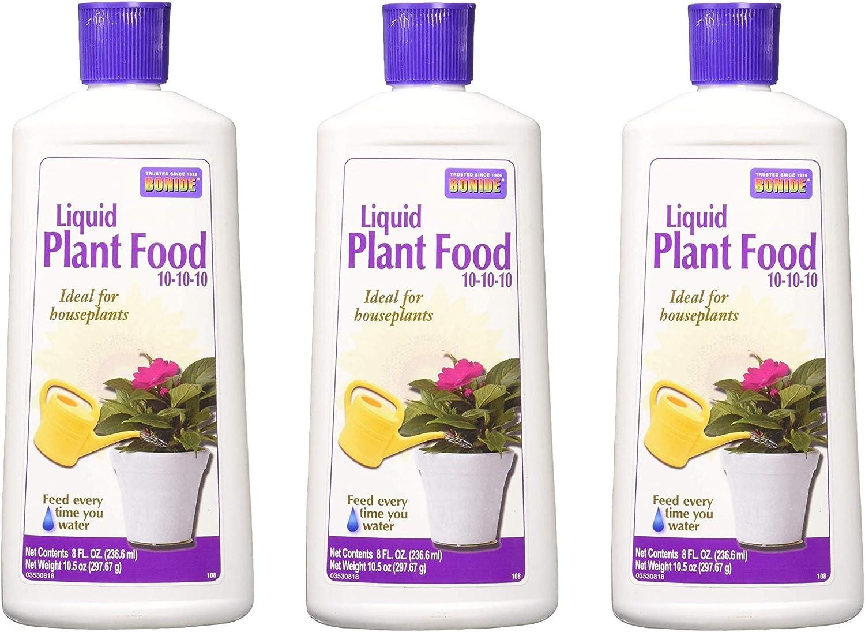 Bonide 037321001089 Liquid Plant Food 10-10-10 (3)