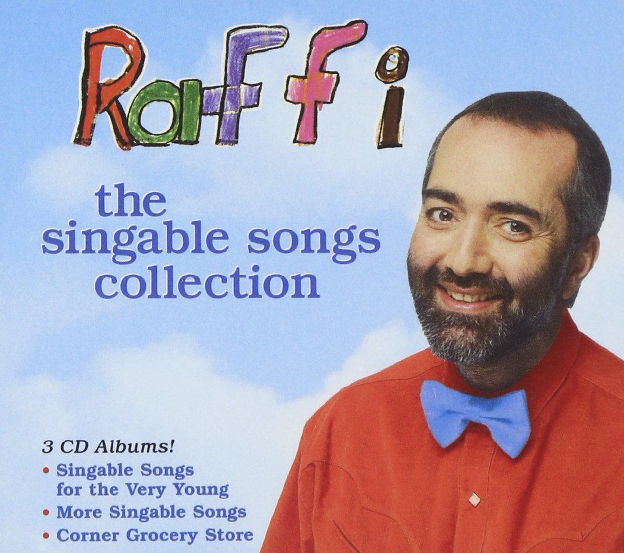 Raffi Raffi The Singable Songs Collection Amazoncom Music