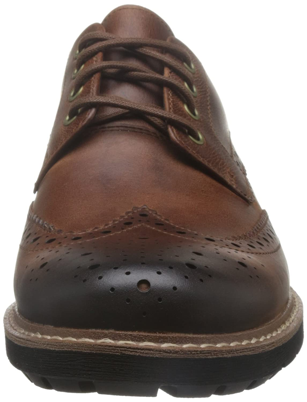 Clarks Batcombe Wing, zapatos de Cordones Wing, Wing, Cordones Derby para de Hombre 974c32