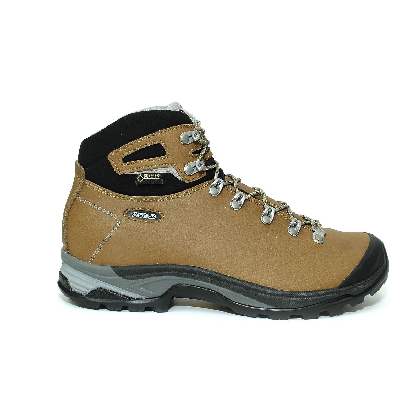 Asolo Thyrus GV Boot - Women's B071XNB1X3 7.5 B(M) US|Brown Sugar/Black W/ Socks