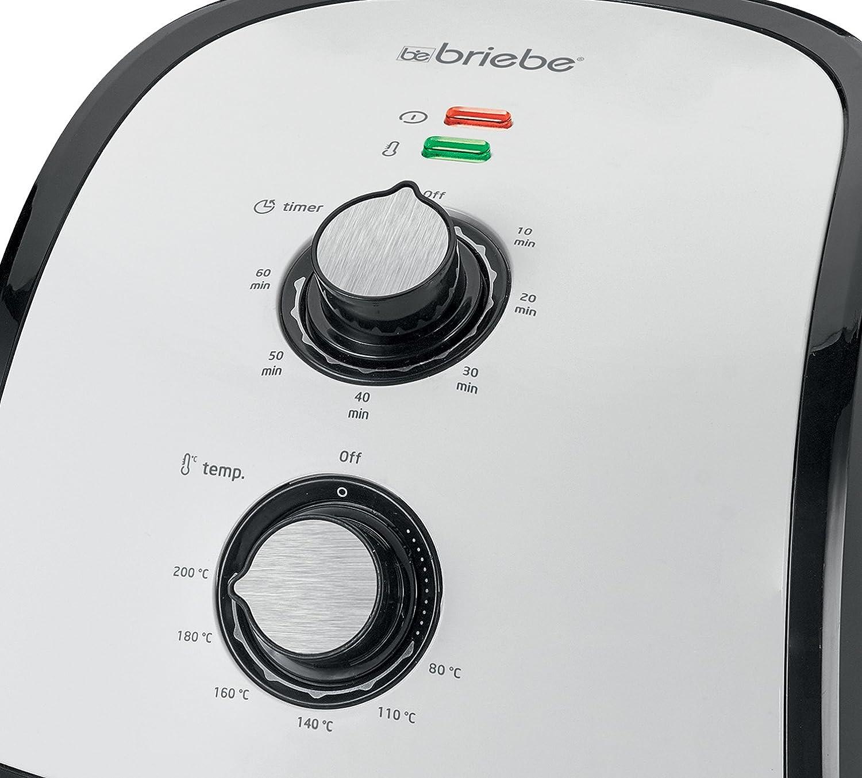 Briebe Freidora sin aceite por aire caliente 4192f943009