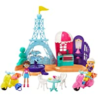Deals on Polly Pocket Perfectly Paris Playset