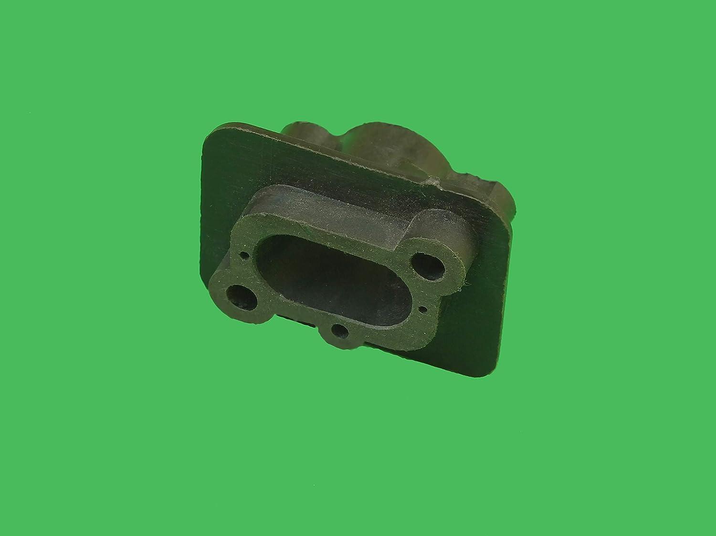 Carburador Adaptador Separador para Varios 43CC 52CC Desbrozadora ...
